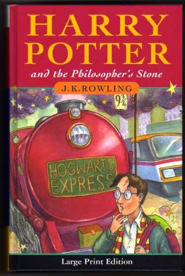 Harry Potter and the Philosopher's Stone. True UK First Edition.